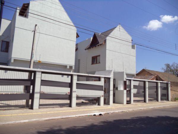 Residencial Toscana - Sobrado 2 Dorm, Niterói, Canoas (BD2254) - Foto 2