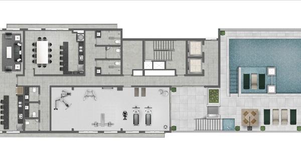Max Plaza - Apto 1 Dorm, Centro, Canoas (BD2788) - Foto 13