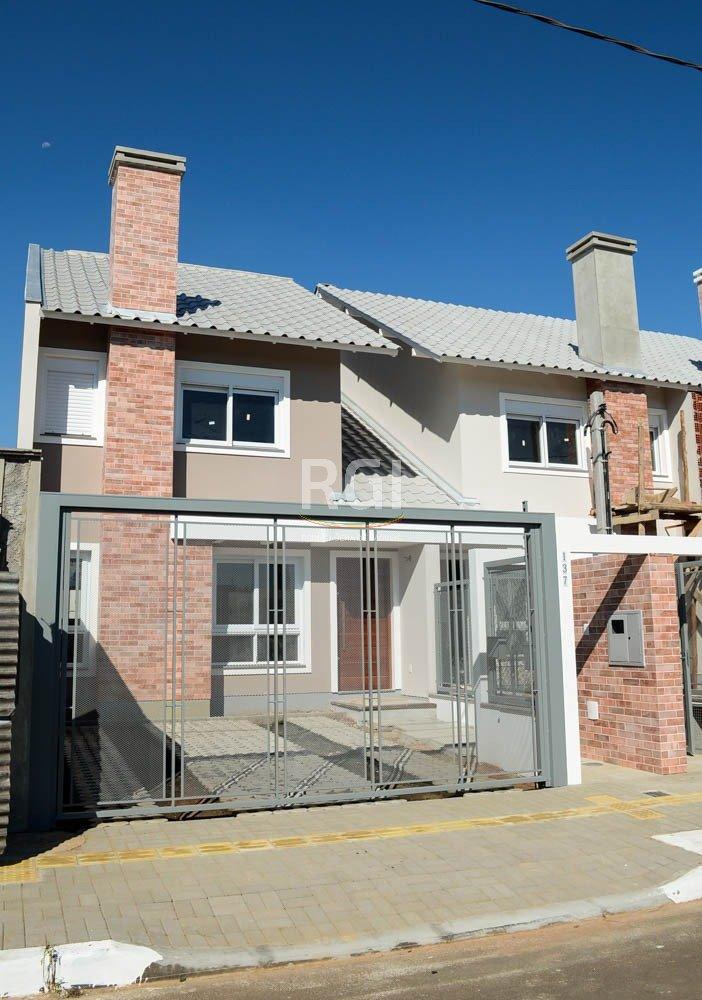 Residencial Palermo - Sobrado 3 Dorm, Estância Velha, Canoas (BD3033)