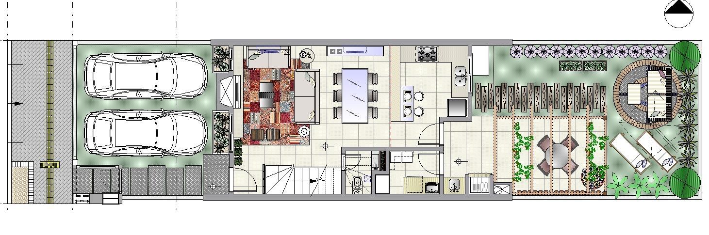 Residencial Palermo - Sobrado 3 Dorm, Estância Velha, Canoas (BD3033) - Foto 3