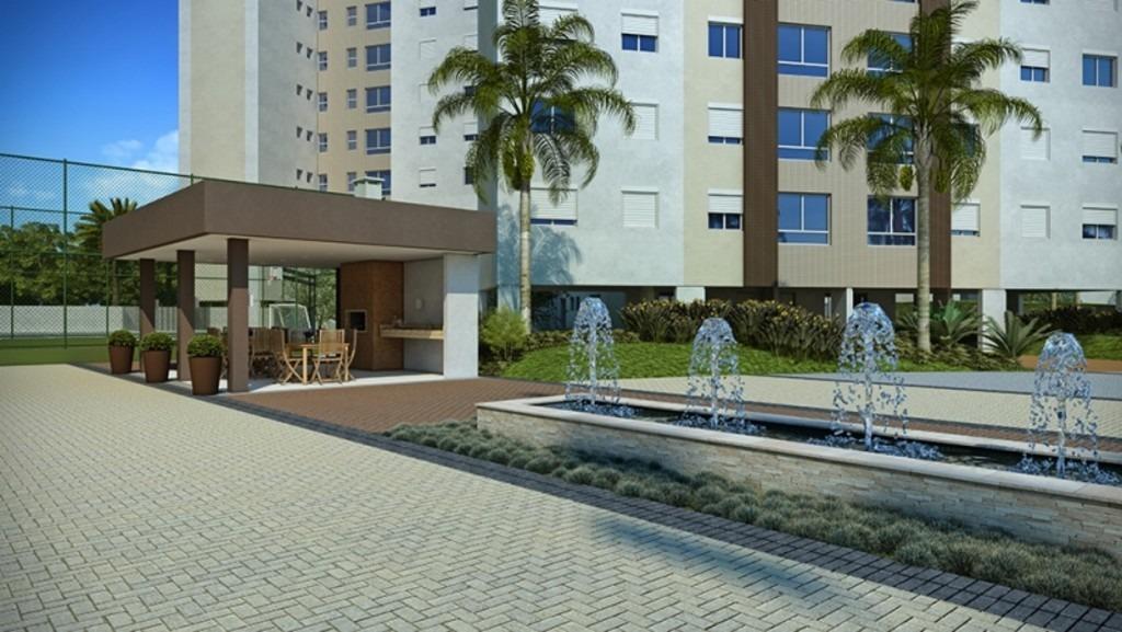 Life Park - Apto 3 Dorm, Marechal Rondon, Canoas (BD3172) - Foto 3