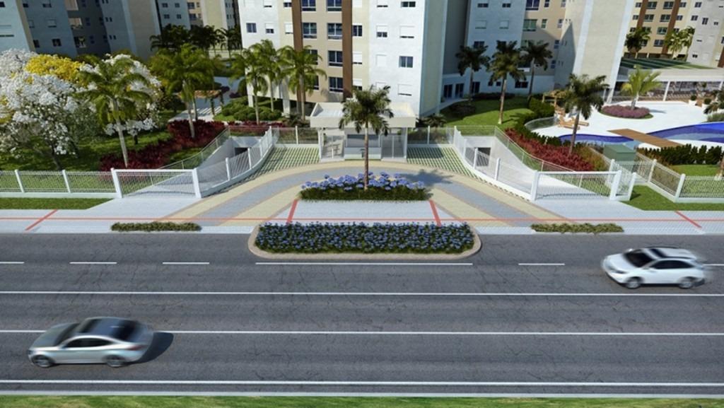 Life Park - Apto 3 Dorm, Marechal Rondon, Canoas (BD3172) - Foto 2