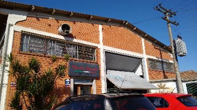 Galpão, Niterói, Canoas (BD2453)